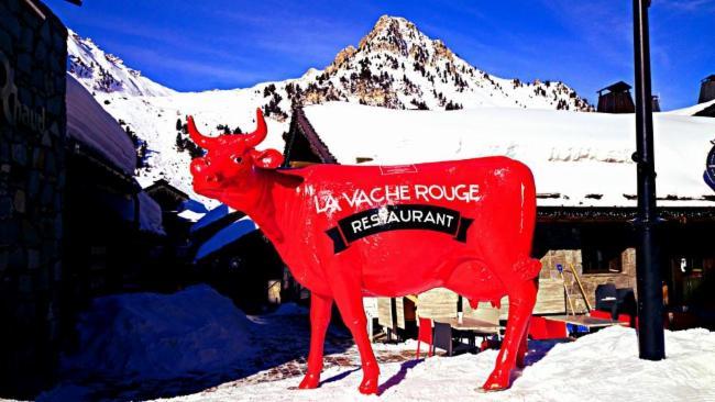 La Vache Rouge 1950 Bourg Saint Maurice Cuisine Française Cuisine Savoyarde Restaurant