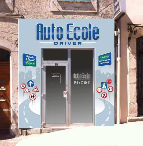 Auto-École Driver LORGUES Enseignement de la conduite et de la sécurité routière Auto-École Driver Lorgues