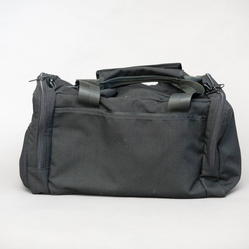 Lynx Defense Pistol Range Bag Back
