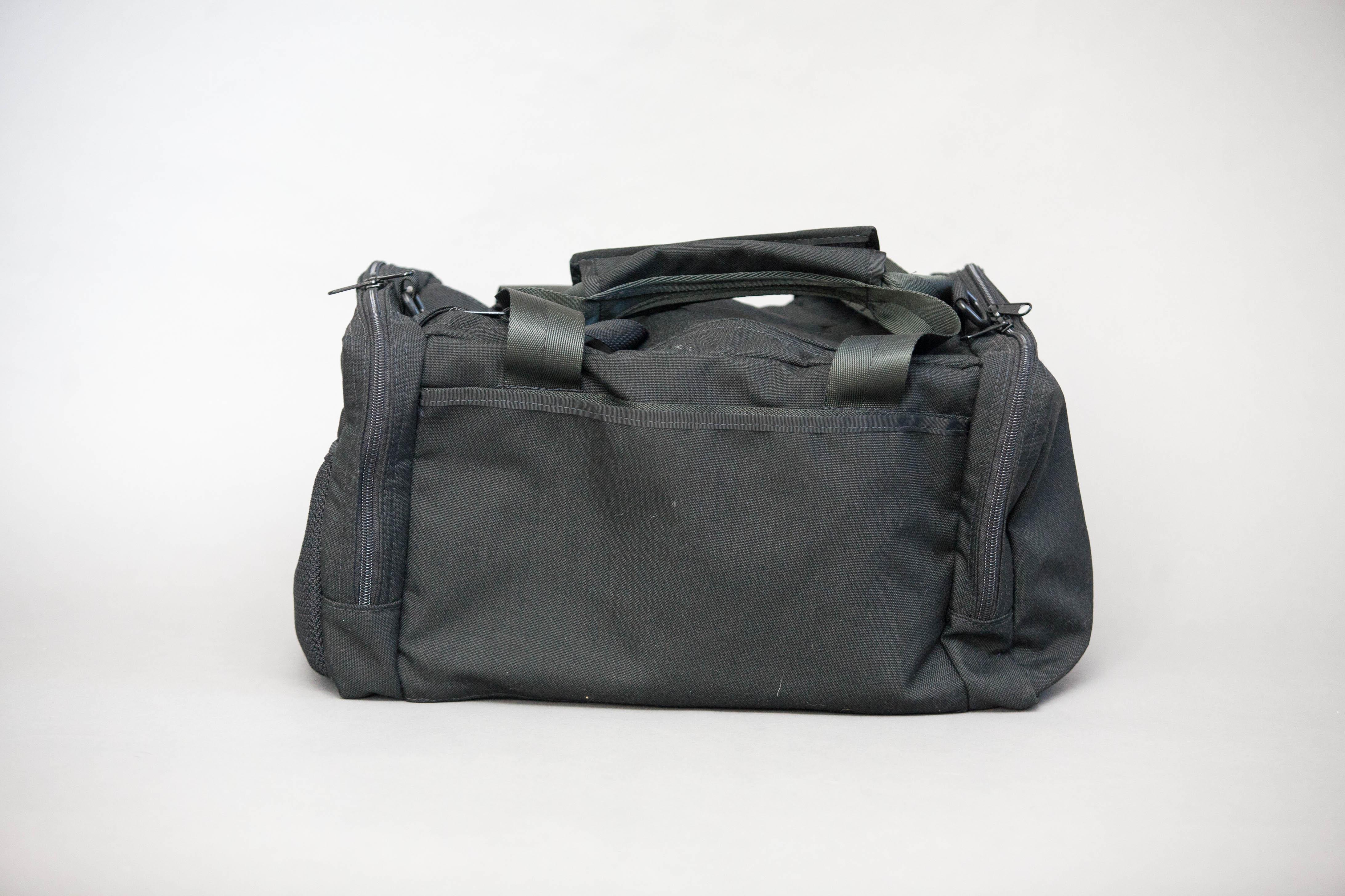 Lynx Defense Pistol Range Bag Back