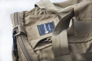 Tan (FDE) USA Made Pistol Bag