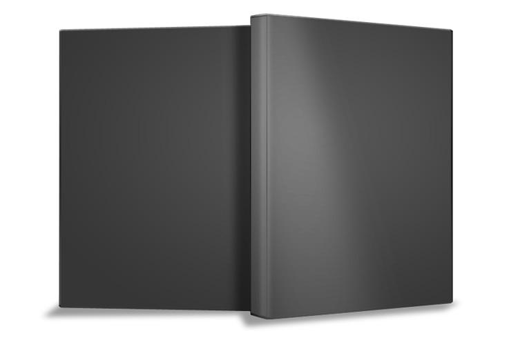 Full DVD Case Mockup