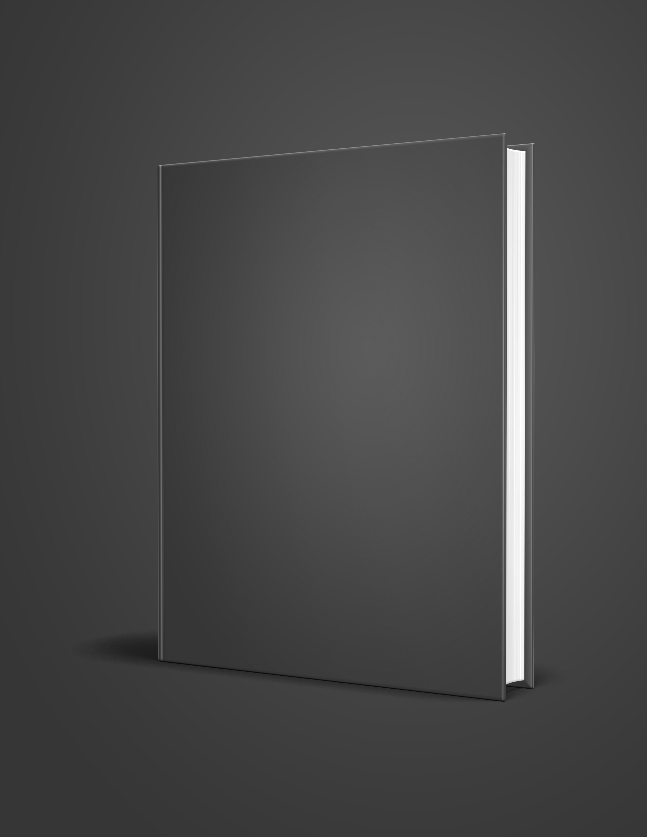 Hardcover thick l Mockup