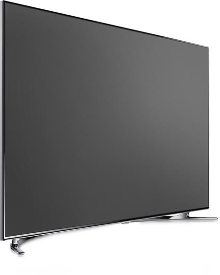 HDTV Right Mockup