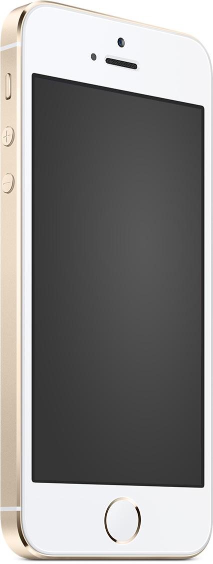 IPhone 5 Standing RT Mockup