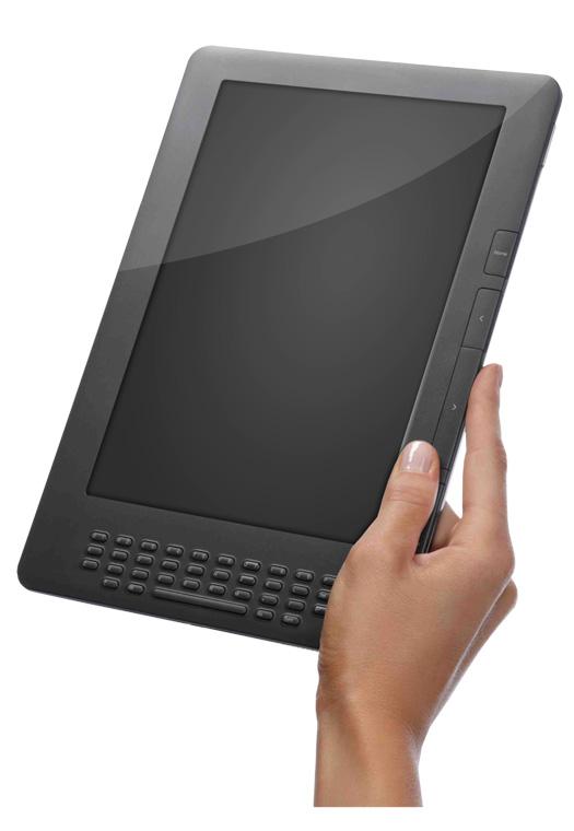 Kindle DX Mockup