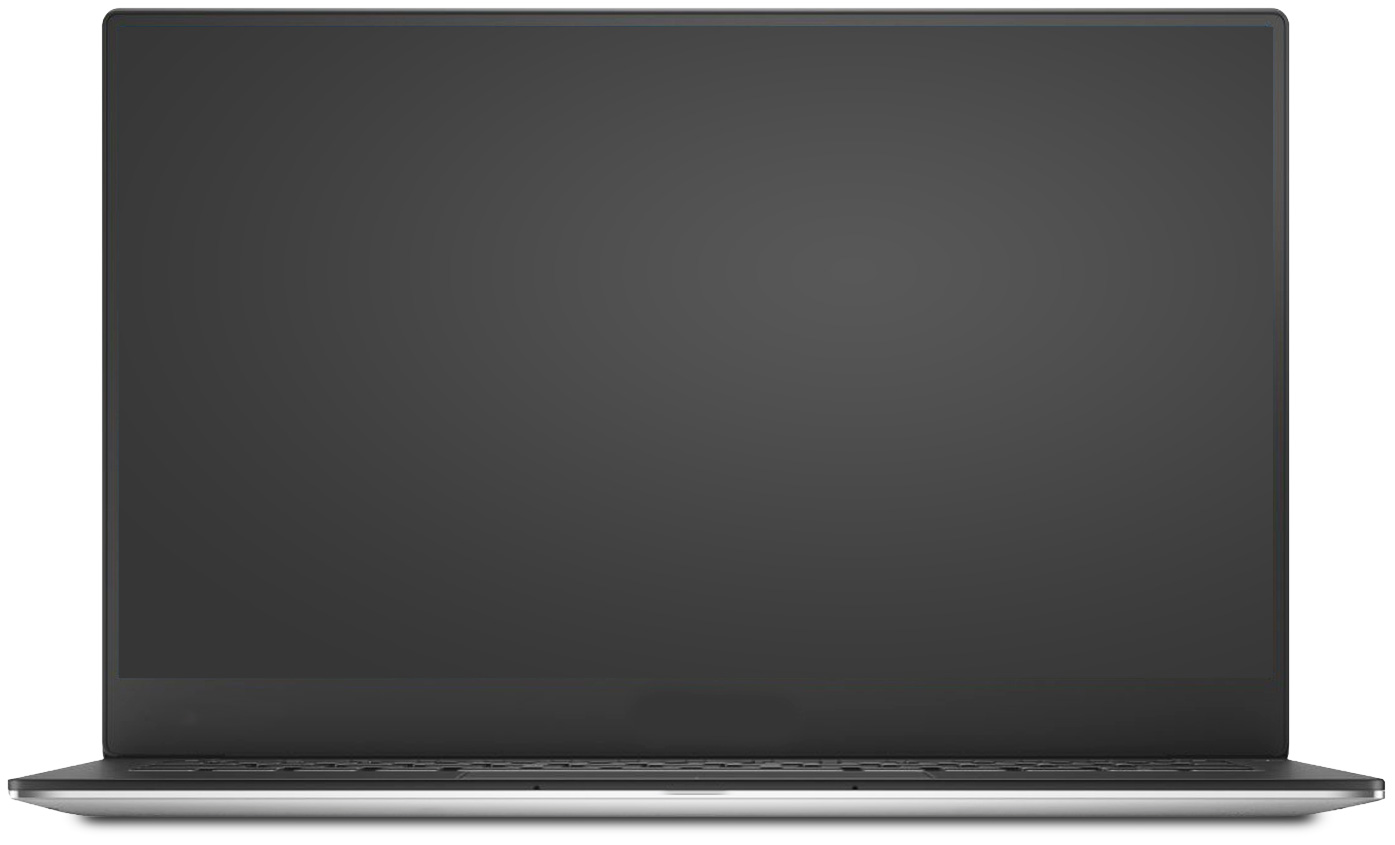 Laptop Front Mockup