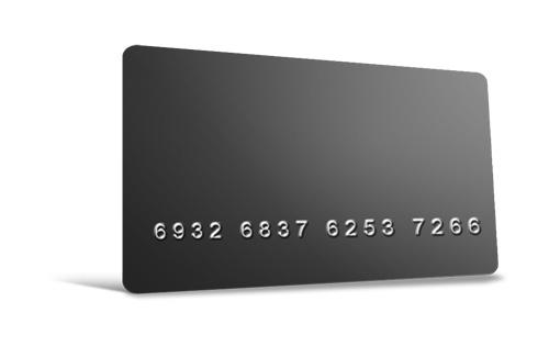Membership Card Mockup