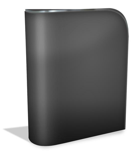 Modern Software Box Mockup
