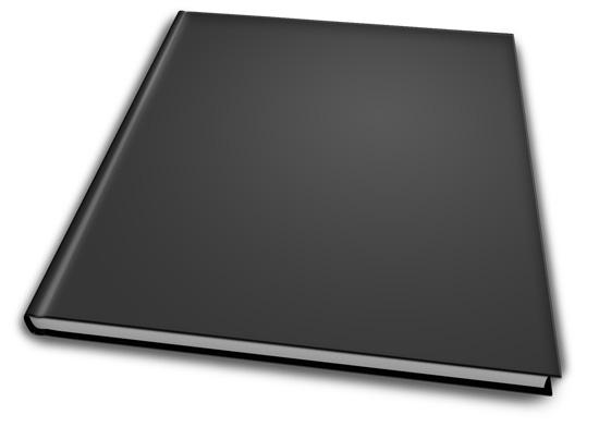 Notebook Laying Mockup