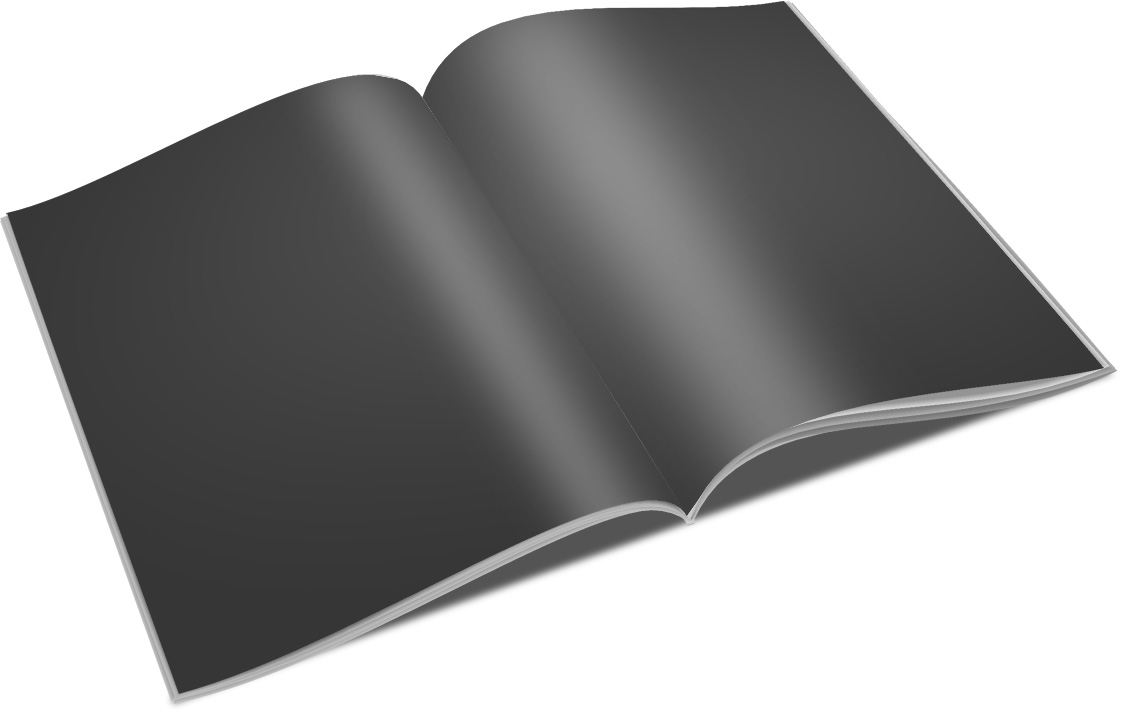 Open Book 2 Mockup
