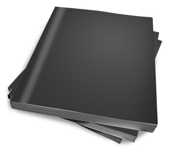 Paperback Stack Mockup