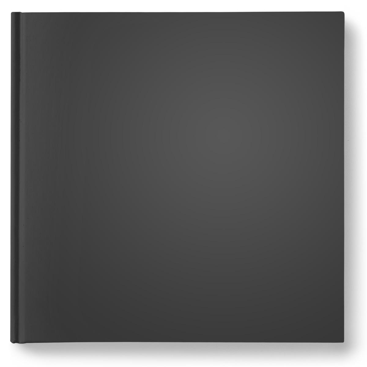 Square Book Flat Mockup