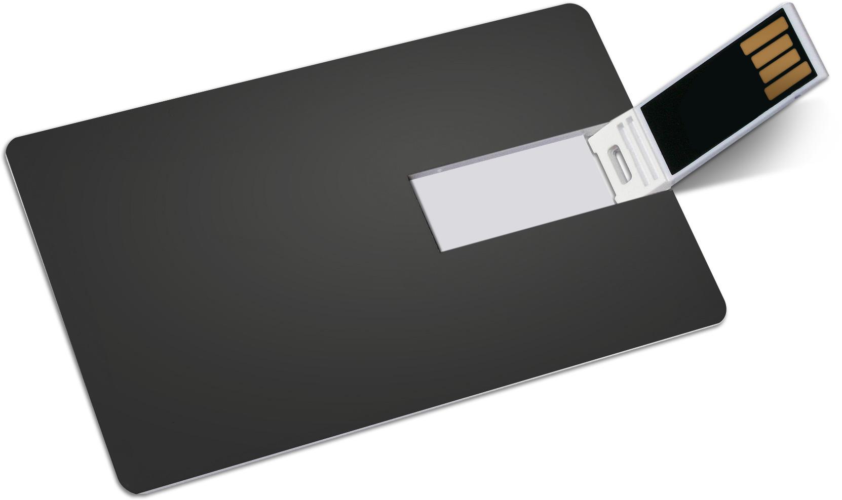 USB Card Mockup