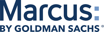 Logo for Marcus Savings by Goldman Sachs