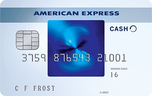 Graphic of Blue Cash Everyday® Card from American Express