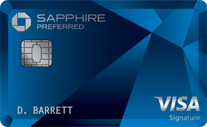 Graphic of Chase Sapphire Preferred®