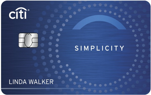 Graphic of Citi Simplicity® Card