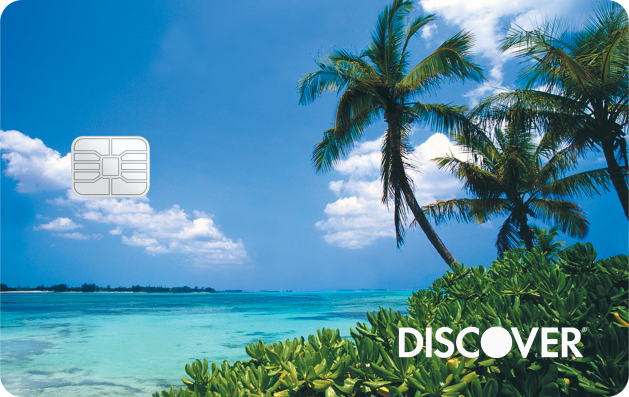 Graphic of Discover it® Miles