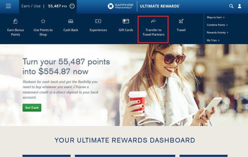 Maximizing Chase Ultimate Rewards Value With JetBlue