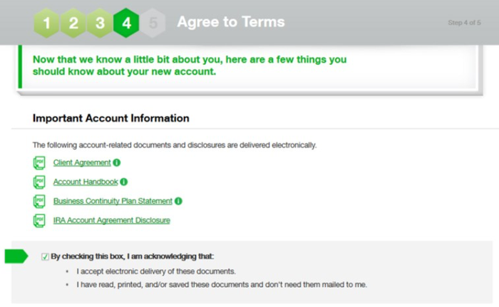 How to Sign Up for a TD Ameritrade Brokerage Account: A Step