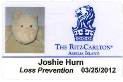 Joshie Card