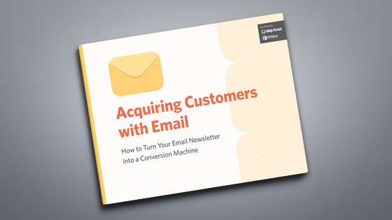 New eBook: Acquiring Customers with Email