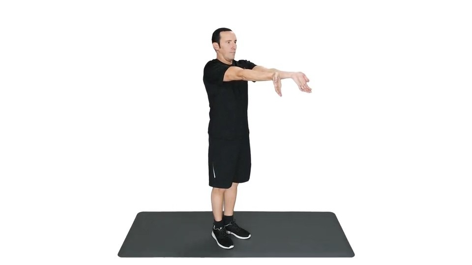 How to do Biceps and Wrist Stretch