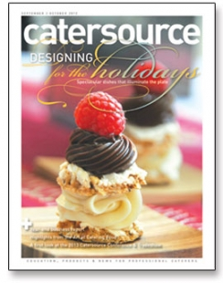 September/October 2012 Catersource magazine
