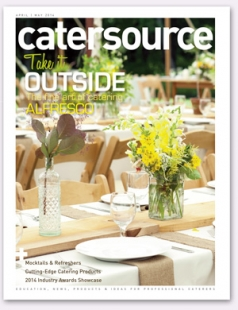 April / May 2014 Catersource magazine