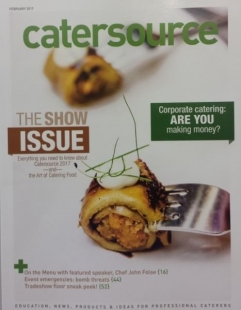 February 2017 Catersource Magazine