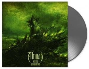 """Alunah White Hoarhound 12"""" Vinyl Album (Silver)"""