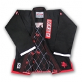 Lucky Aces and 8's Gi- Black