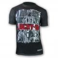 "Rafael Lovato Jr. ""I Make History"" T Shirt in Black"