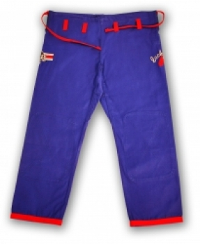 Lucky Gi Dog Fighter Gi Blue Pants