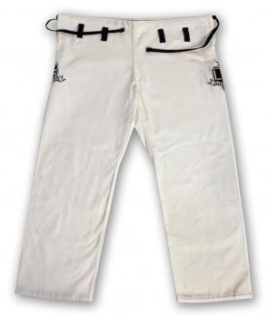 Lucky Gi Domino Gi White Pants
