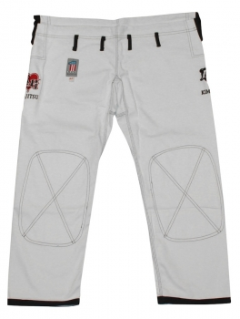 Lucky Gi Lovato Edition White Gi Pants