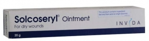 Solcoseryl Ointment for dry wounds 20 g