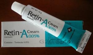 Retinol Vitamin A 0.05% Cream 10g.,20g.