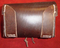 Mid 17th Century thru Early 18th Century Cartridge Box