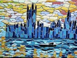 London Impressions mosaic