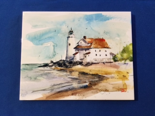 Cove Point Ceramic Tile