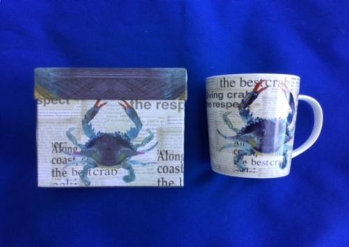 Best Blue Crab Mug