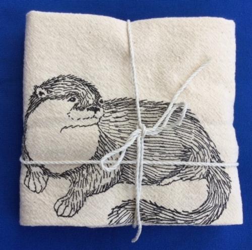 Otter Flour Sack towel
