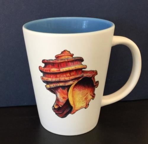 Ecphora Fossil Mug