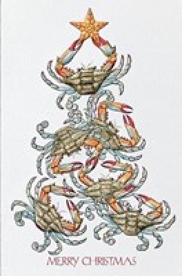 Crabs...