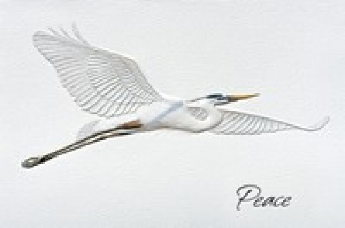 Heron Holiday Cards
