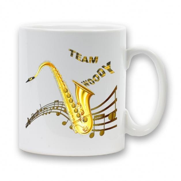 Team Woody Mug