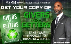 Givers are Getters