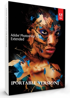 Adobe PhotoShop CS6 Extended MULTILINGUAL [Portable]